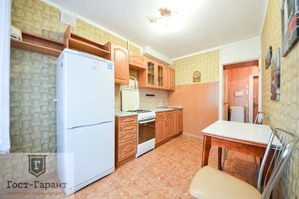 Адрес: Плетешковский переулок, дом 15, агентство недвижимости Гост-Гарант, планировка: И-209, комнат: 2. Фото 2