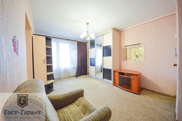 Адрес: Плетешковский переулок, дом 15, агентство недвижимости Гост-Гарант, планировка: И-209, комнат: 2. Фото 6
