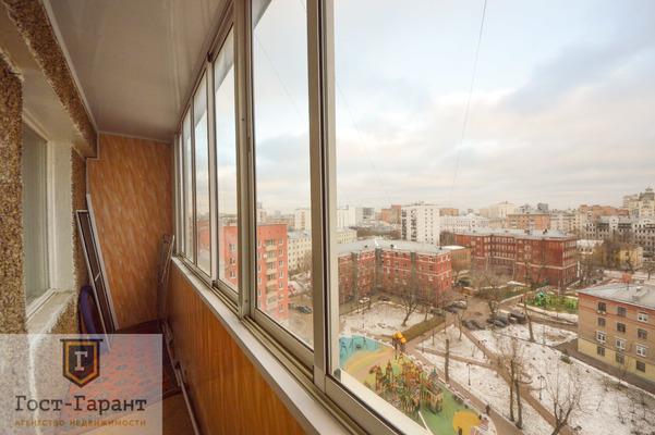 Адрес: Плетешковский переулок, дом 15, агентство недвижимости Гост-Гарант, планировка: И-209, комнат: 2. Фото 8