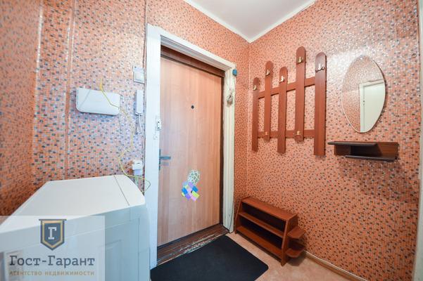 Адрес: Плетешковский переулок, дом 15, агентство недвижимости Гост-Гарант, планировка: И-209, комнат: 2. Фото 11