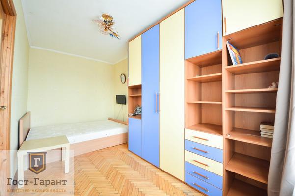 Адрес: Варшавское шоссе, дом 90к1, агентство недвижимости Гост-Гарант, планировка: П-46, комнат: 2. Фото 6
