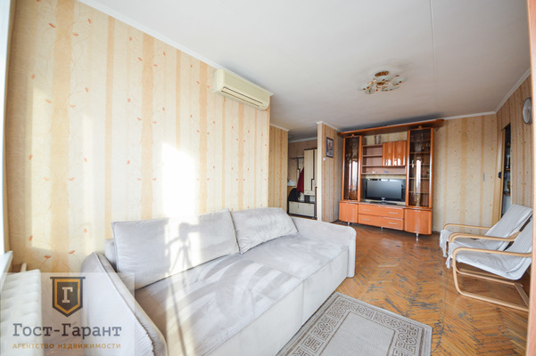 Адрес: Варшавское шоссе, дом 90к1, агентство недвижимости Гост-Гарант, планировка: П-46, комнат: 2. Фото 5
