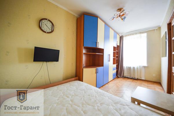 Адрес: Варшавское шоссе, дом 90к1, агентство недвижимости Гост-Гарант, планировка: П-46, комнат: 2. Фото 7