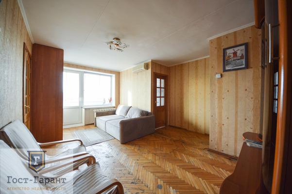 Адрес: Варшавское шоссе, дом 90к1, агентство недвижимости Гост-Гарант, планировка: П-46, комнат: 2. Фото 4