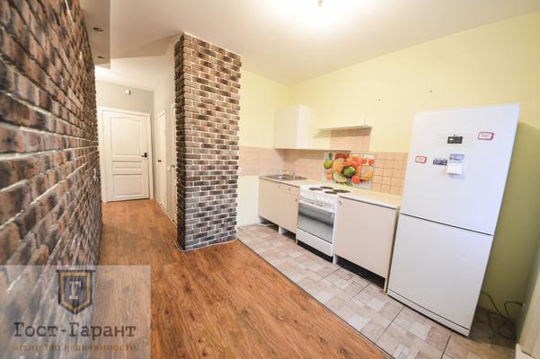 Адрес: Алма-атинская улица, дом 4, агентство недвижимости Гост-Гарант, планировка: П46, комнат: 1. Фото 1