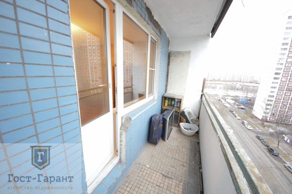 Адрес: Алма-атинская улица, дом 4, агентство недвижимости Гост-Гарант, планировка: П46, комнат: 1. Фото 6
