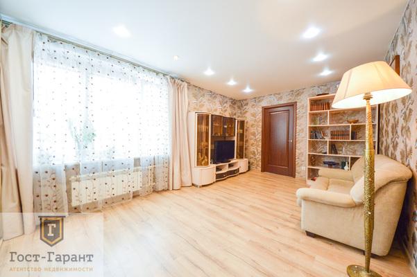 Адрес: Стремянный переулок, дом 21, агентство недвижимости Гост-Гарант, планировка: И-209А, комнат: 3. Фото 4