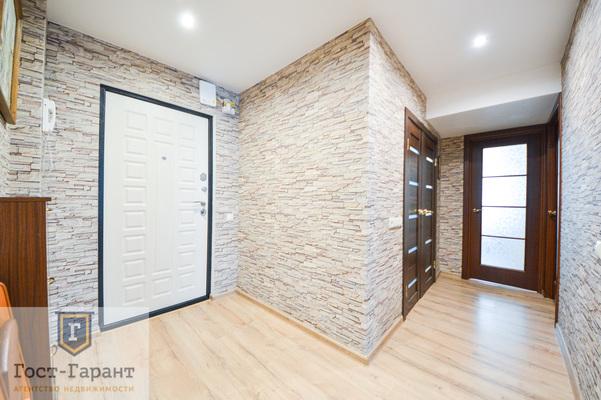 Адрес: Стремянный переулок, дом 21, агентство недвижимости Гост-Гарант, планировка: И-209А, комнат: 3. Фото 14