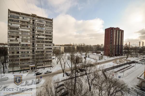 Адрес: Нарвская улица, дом 11к2, агентство недвижимости Гост-Гарант, планировка: и 209, комнат: 2. Фото 12