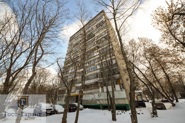 Адрес: Нарвская улица, дом 11к2, агентство недвижимости Гост-Гарант, планировка: и 209, комнат: 2. Фото 13