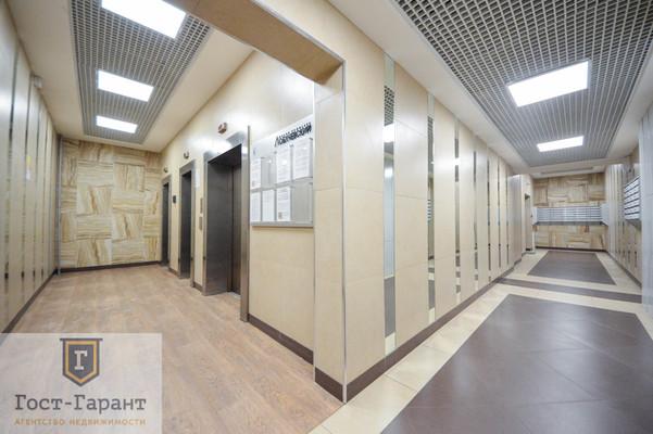 Адрес: Лобачевского улица, дом 118к1, агентство недвижимости Гост-Гарант, планировка: Индивидуальный проект, комнат: 2. Фото 14