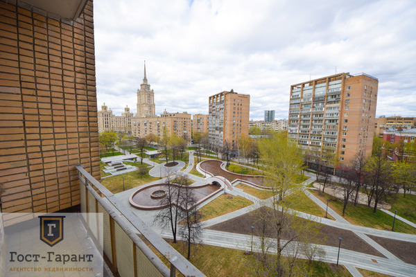 Адрес: Украинский бульвар, дом 6, агентство недвижимости Гост-Гарант, планировка: п 29, комнат: 2. Фото 6