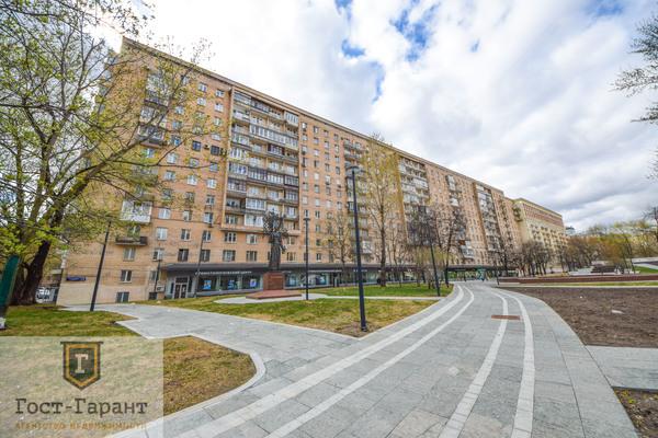 Адрес: Украинский бульвар, дом 6, агентство недвижимости Гост-Гарант, планировка: п 29, комнат: 2. Фото 16