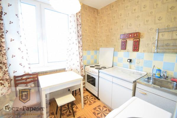 Адрес: Борисовский проезд, 44к3, агентство недвижимости Гост-Гарант, планировка: 1605-АМ, комнат: 1. Фото 1