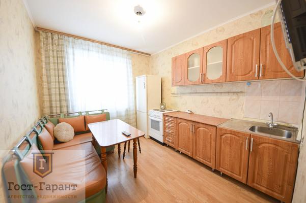 Адрес: 2-ая Нововатутинская улица, дом 1, агентство недвижимости Гост-Гарант, планировка: П3М, комнат: 2. Фото 1