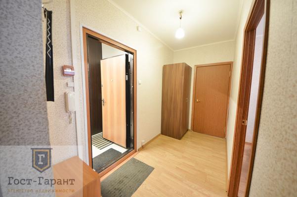 Адрес: 2-ая Нововатутинская улица, дом 1, агентство недвижимости Гост-Гарант, планировка: П3М, комнат: 2. Фото 3