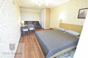 2-комнатная квартира с видом на сквер